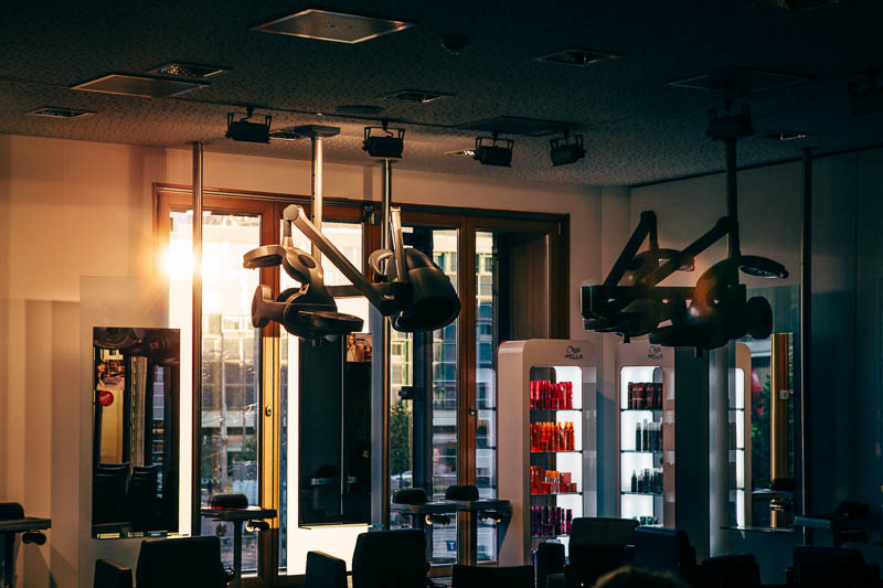 Wella's Trend Colletion in Leipzig