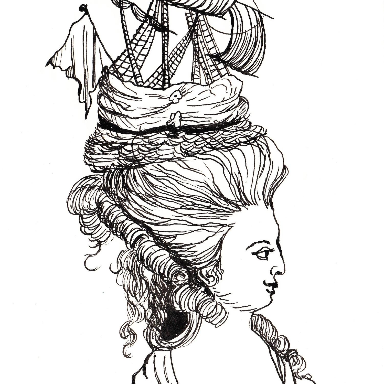 Marie Antoinette series, 2012