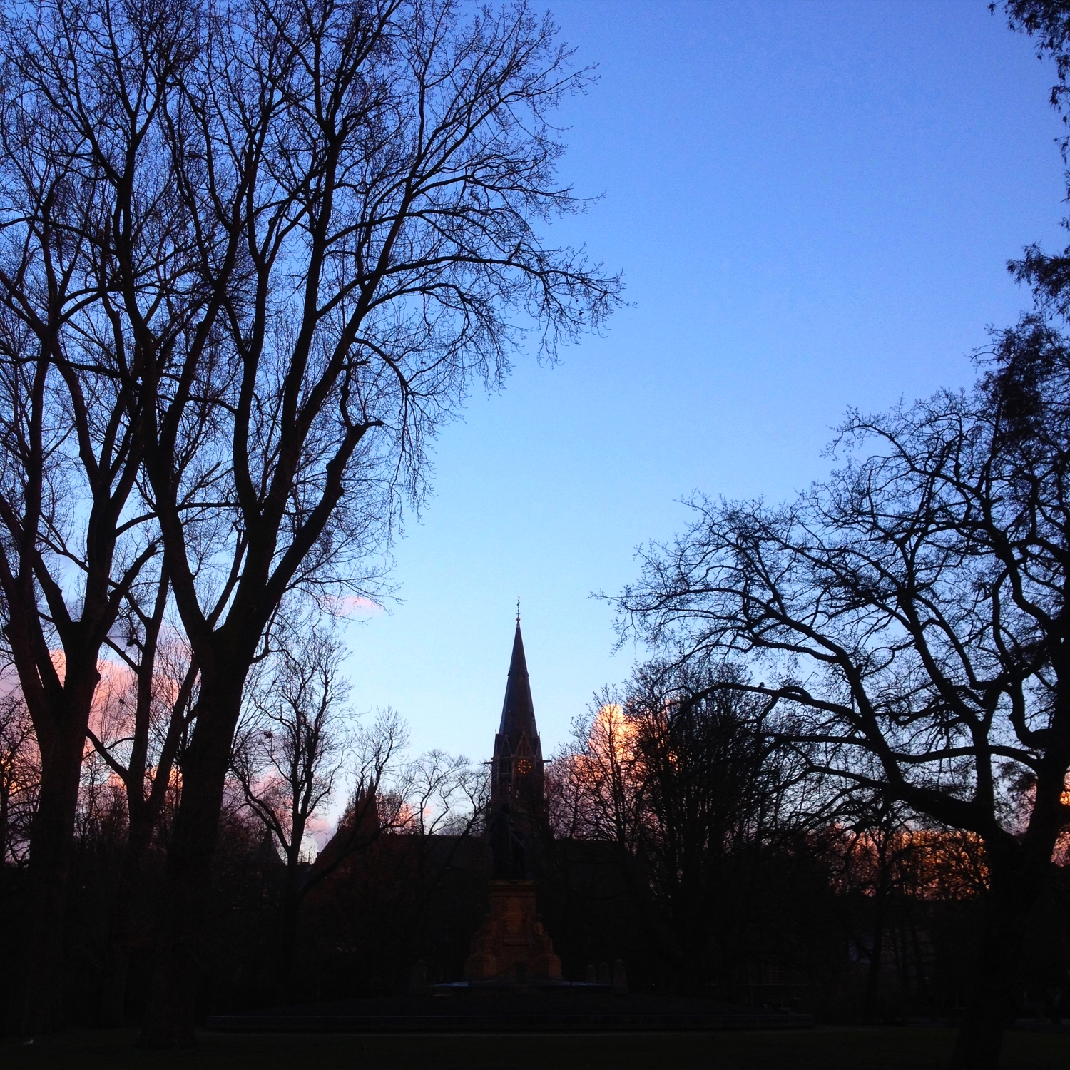 Church, Vondelpark series 2014