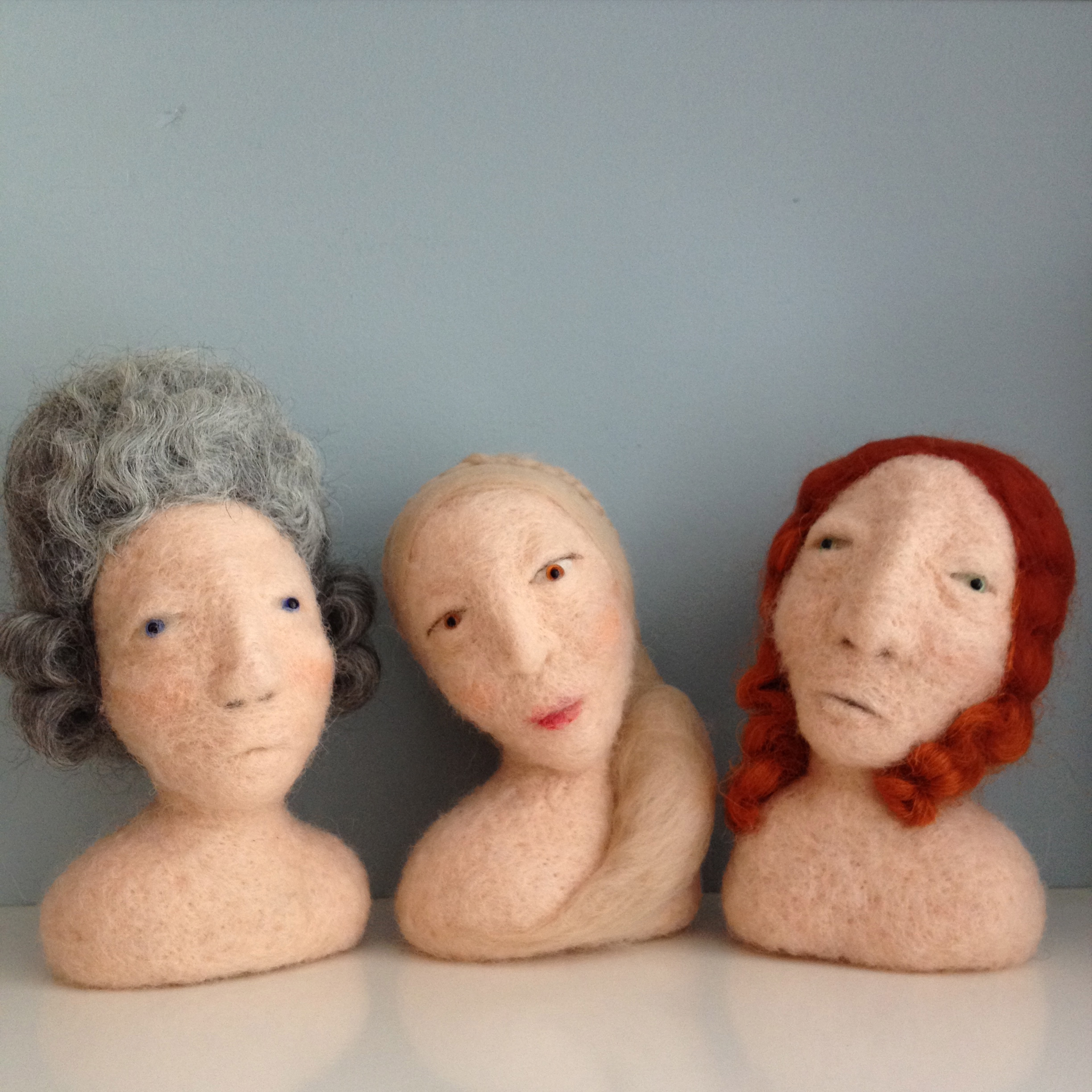 Historical doll series 2014