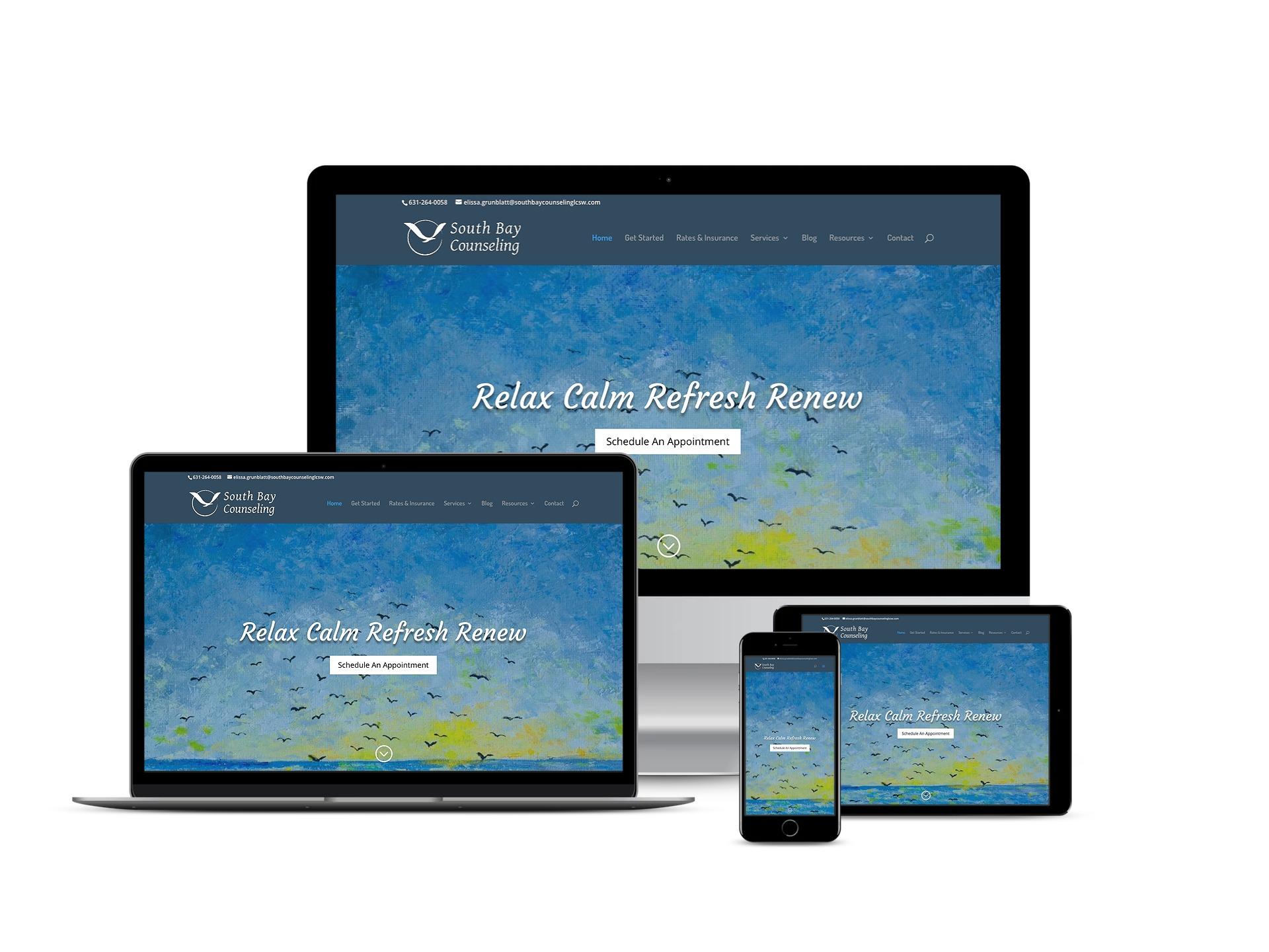 Web Design, Marketing
