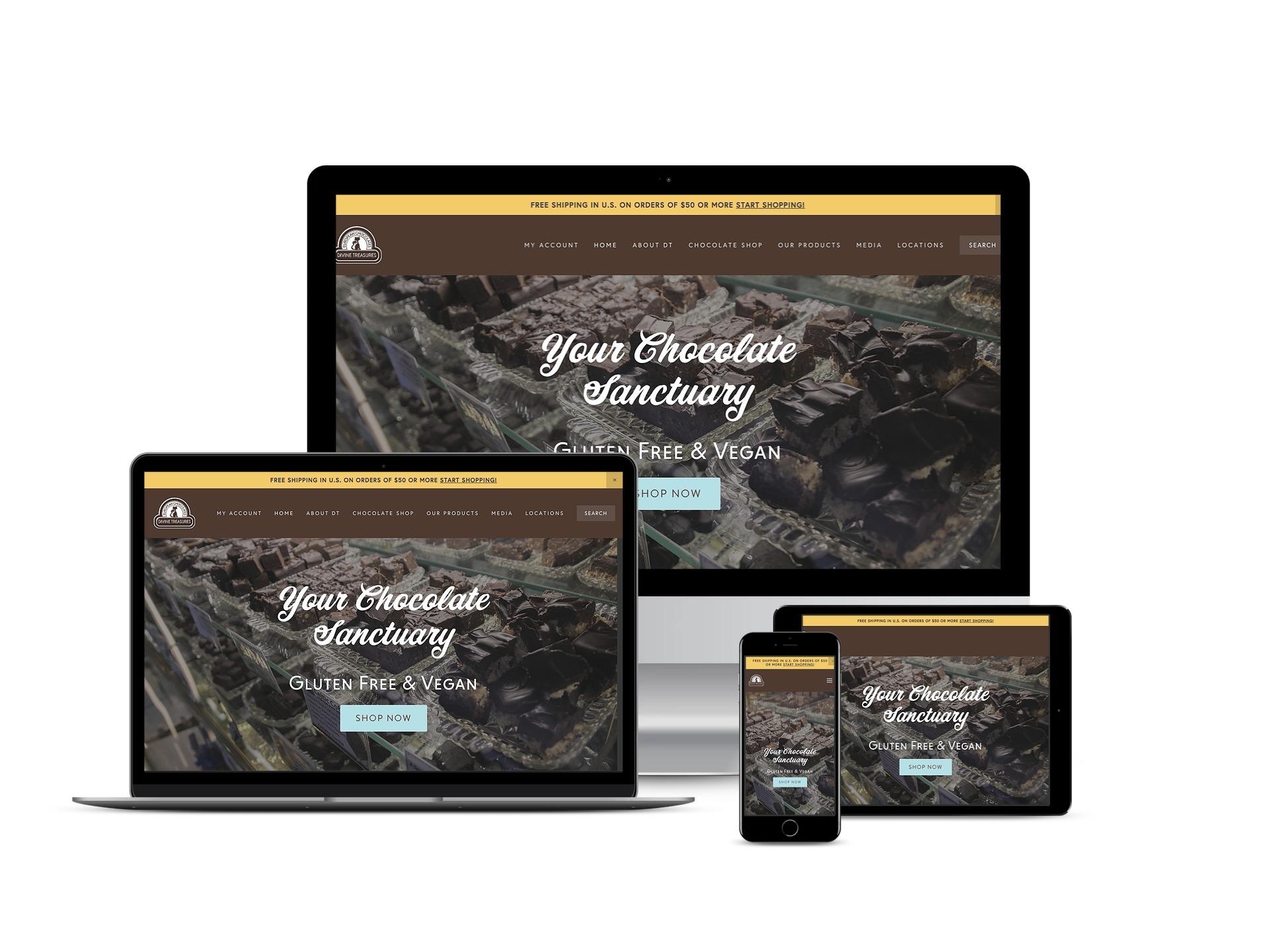 Photography, Website, Marketing