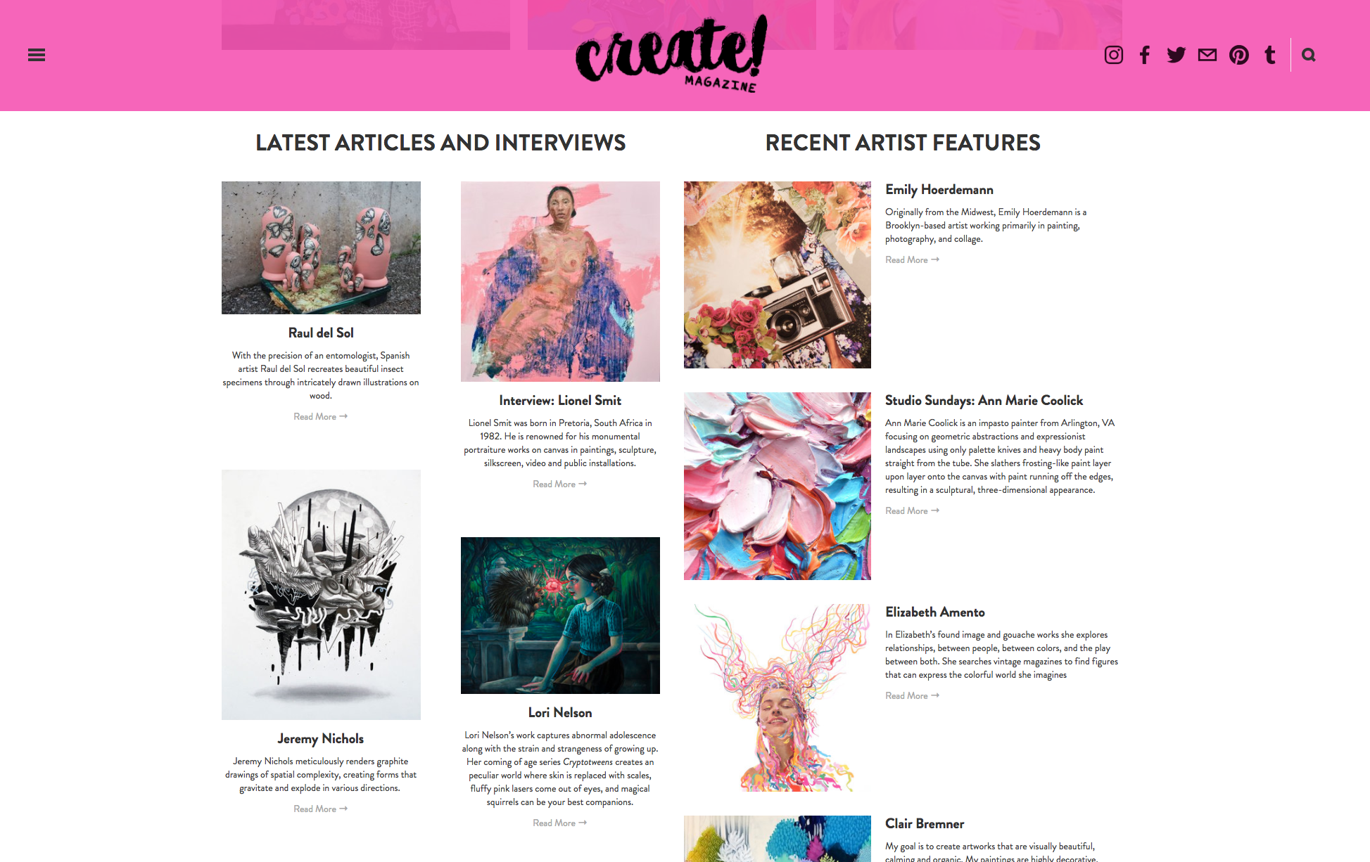 Create Mag Featured Artist post.png