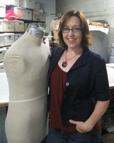 Costume Designer Jennifer Brawn Gittings