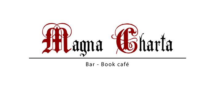 Logo for a book café - concept
