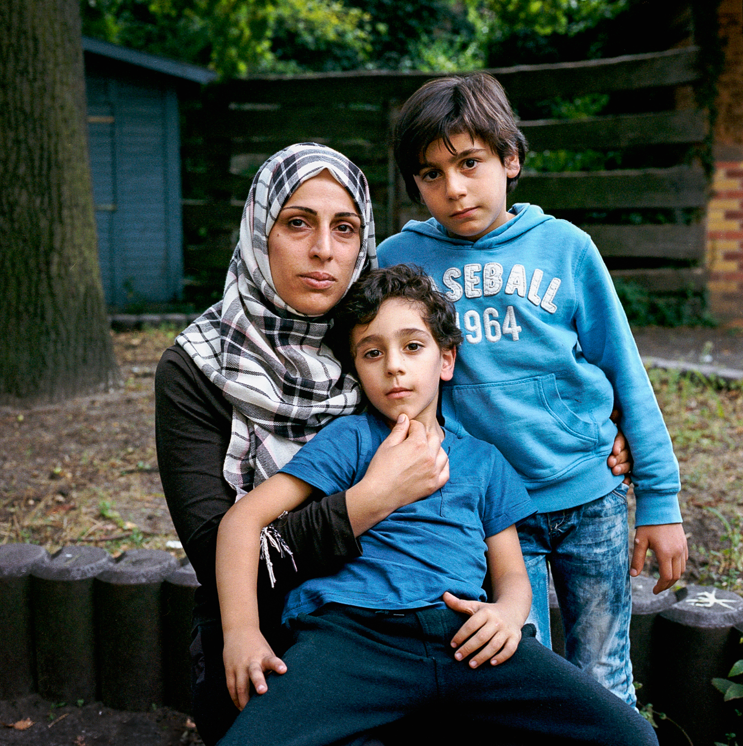 AFTER SYRIA: SYRIAN REFUGEES, BERLIN