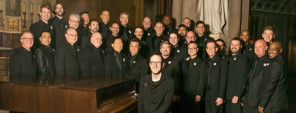 Empire City Men's Chorus Press Shot 1