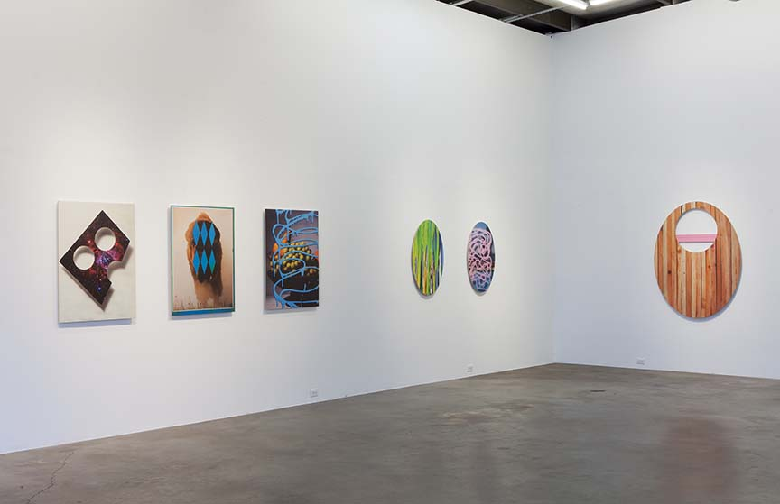 KEVIN TODORA,  new photographic works , Installation view February 2015.