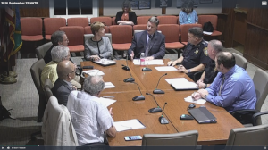 Traffic Management Roundtable Discussion, 09-22-16