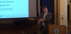 Scott Anderson, Assistant Director, MIT Lincoln Laboratories