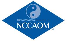 NCCAOM acupuncture