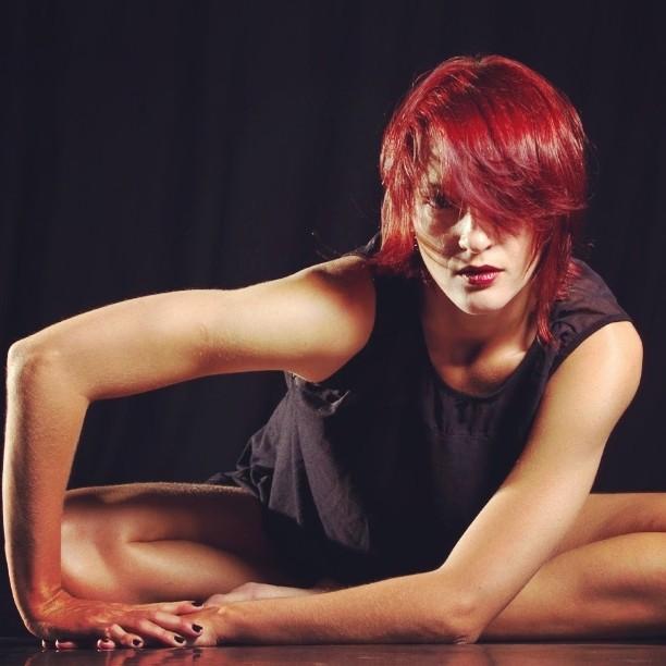 Lunna Gomes ELLAVATIONS NYC Dancer