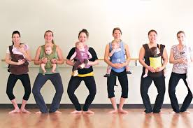 Mom and Baby Exercise Class in Nyack, NY