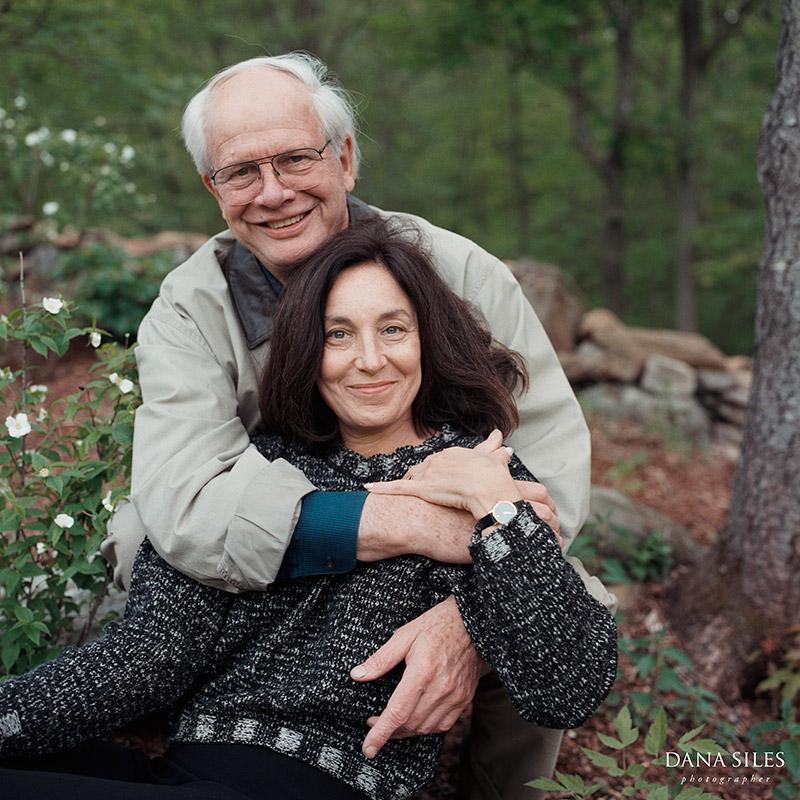 Aunt Susan and Uncle Frazier