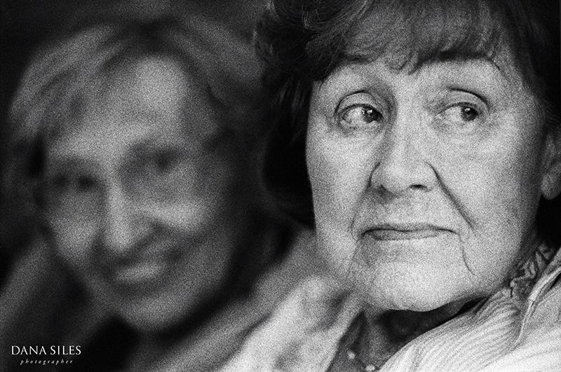 Grandma Rose and Aunt Lillian