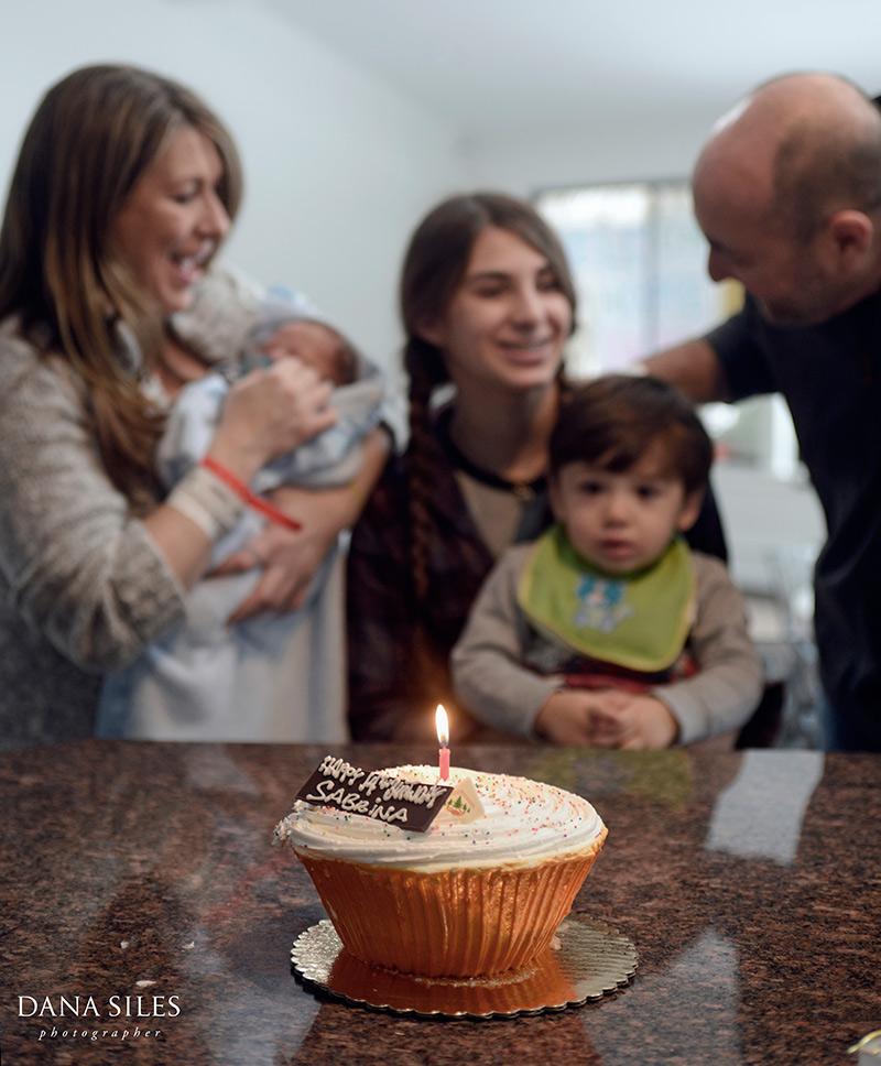 Celebrating Sabrina's 14th Birthday