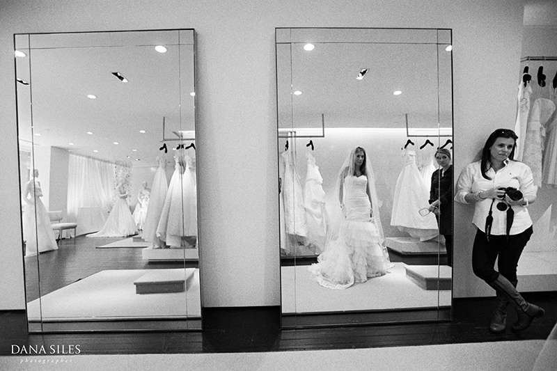 Dress shopping with Sister-in-Law Ronit