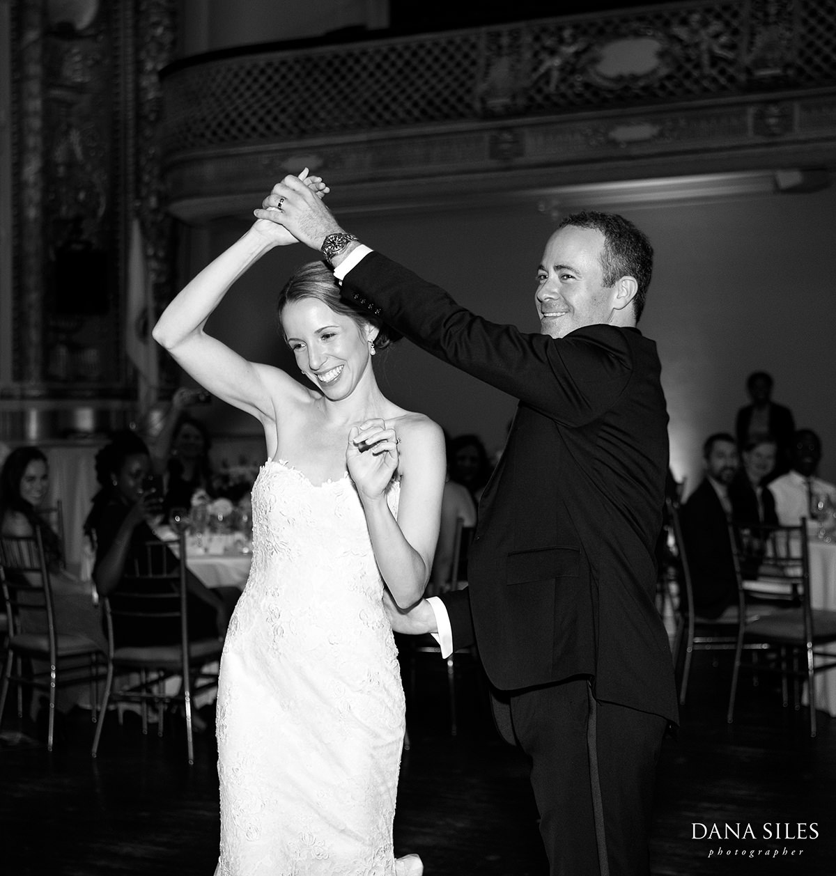gourmet-caterers-symphony-hall-boston-first-dance