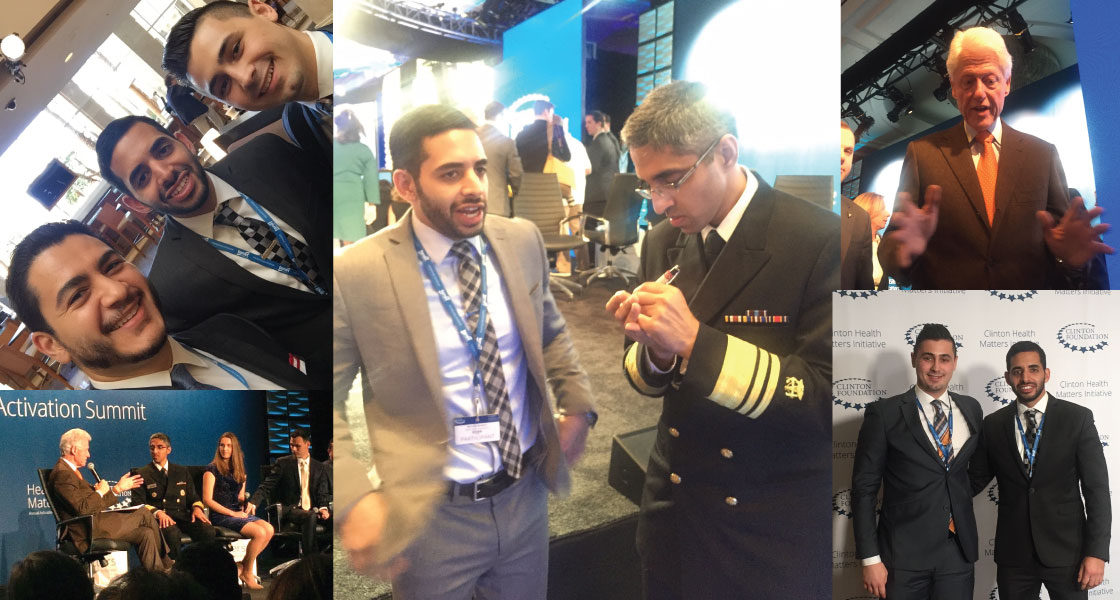 Healthy Detroit Founders Participate in CHMI Summit Hosted by President Clinton and US Surgeon General Vivek Murthy