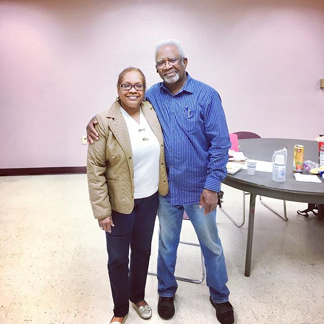 Meet Mr. McVey: A local resident participating in the #bloodpressure program, #diabetes education class and #walking club. In the past few months he has lost weight, improved his #bloodpressure & eats more vegetables and less fried foods. We love stories like this! Keep up the great work Mr. McVey! Thank you @ymca for being such a great partner in the efforts to create a #HealthyDetroit  Read more on Mr. McVey & the program at the link below!  https://www.mibluesperspectives.com/2018/05/18/detroit-ymca-program-helping-underserved-residents-lower-blood-pressure-improve-health/