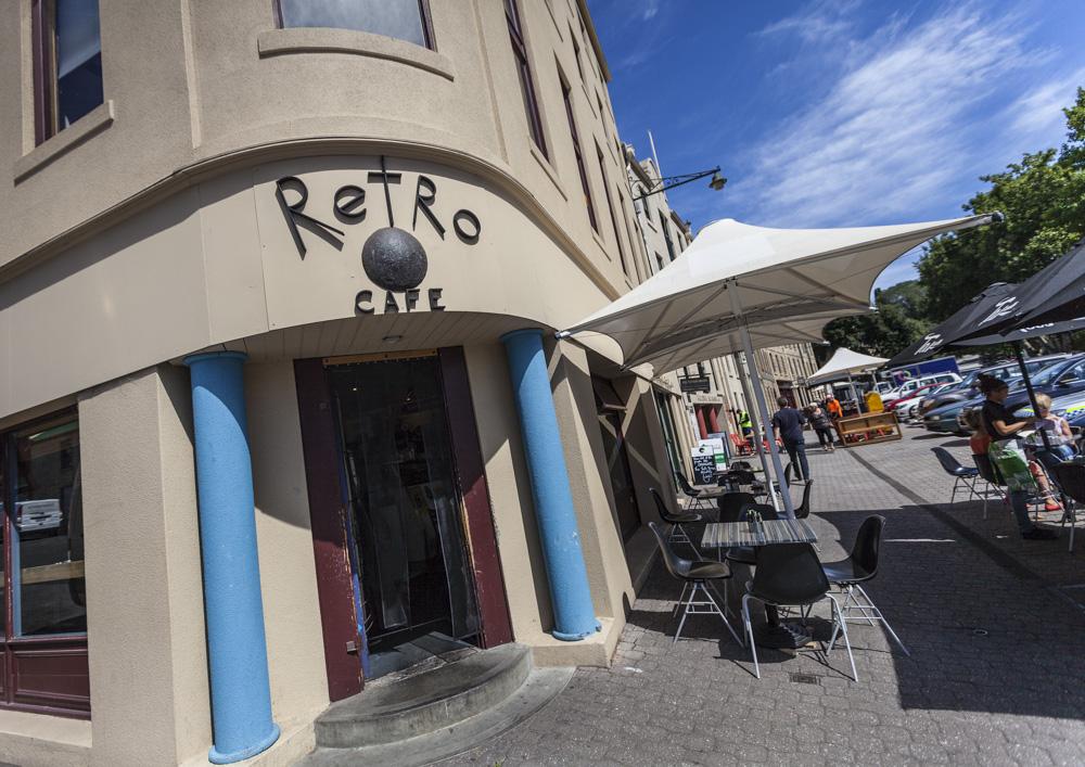 Retro Cafe = Best Coffee EVER