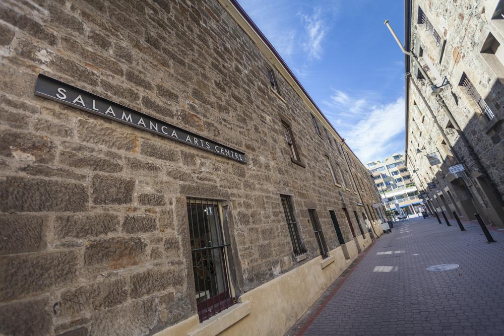 Salamanca District