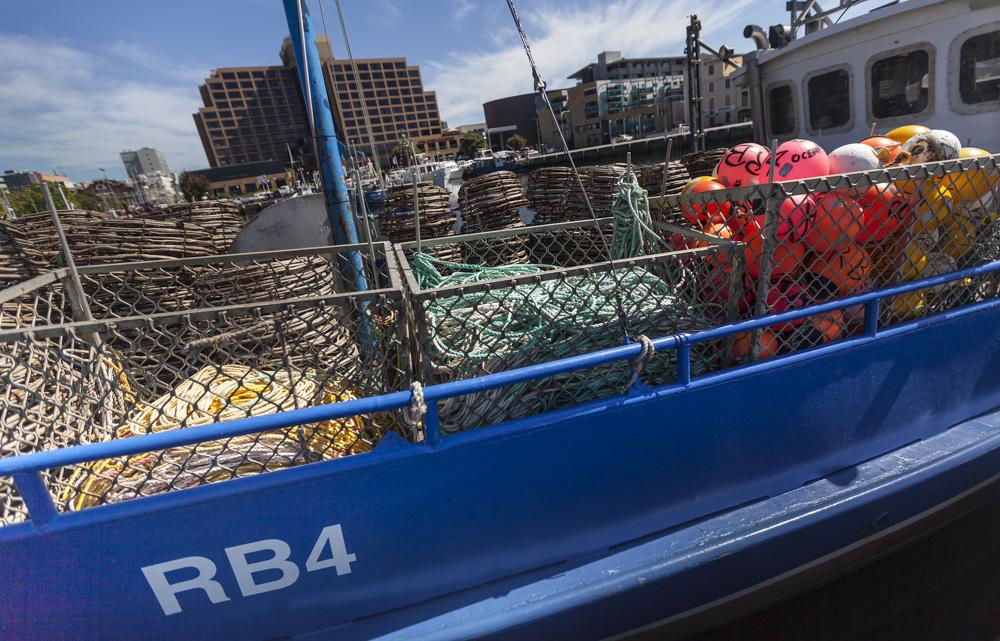 Crayfish Boat