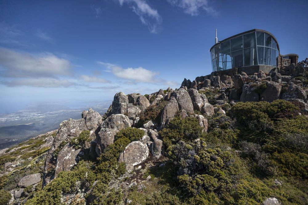 Mount Wellington Observation Post