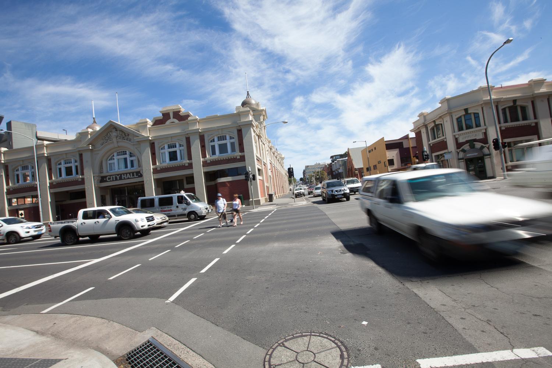 Hobart Proper