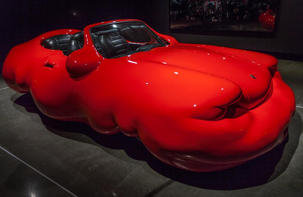 Corpulent Car