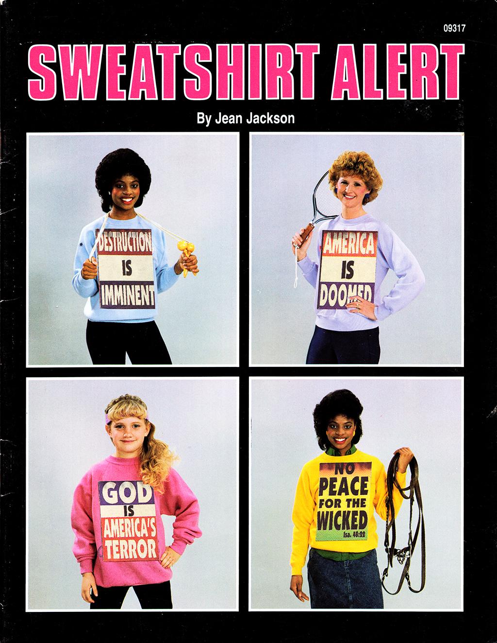 Sweatshirt Alert, 2013 Collage