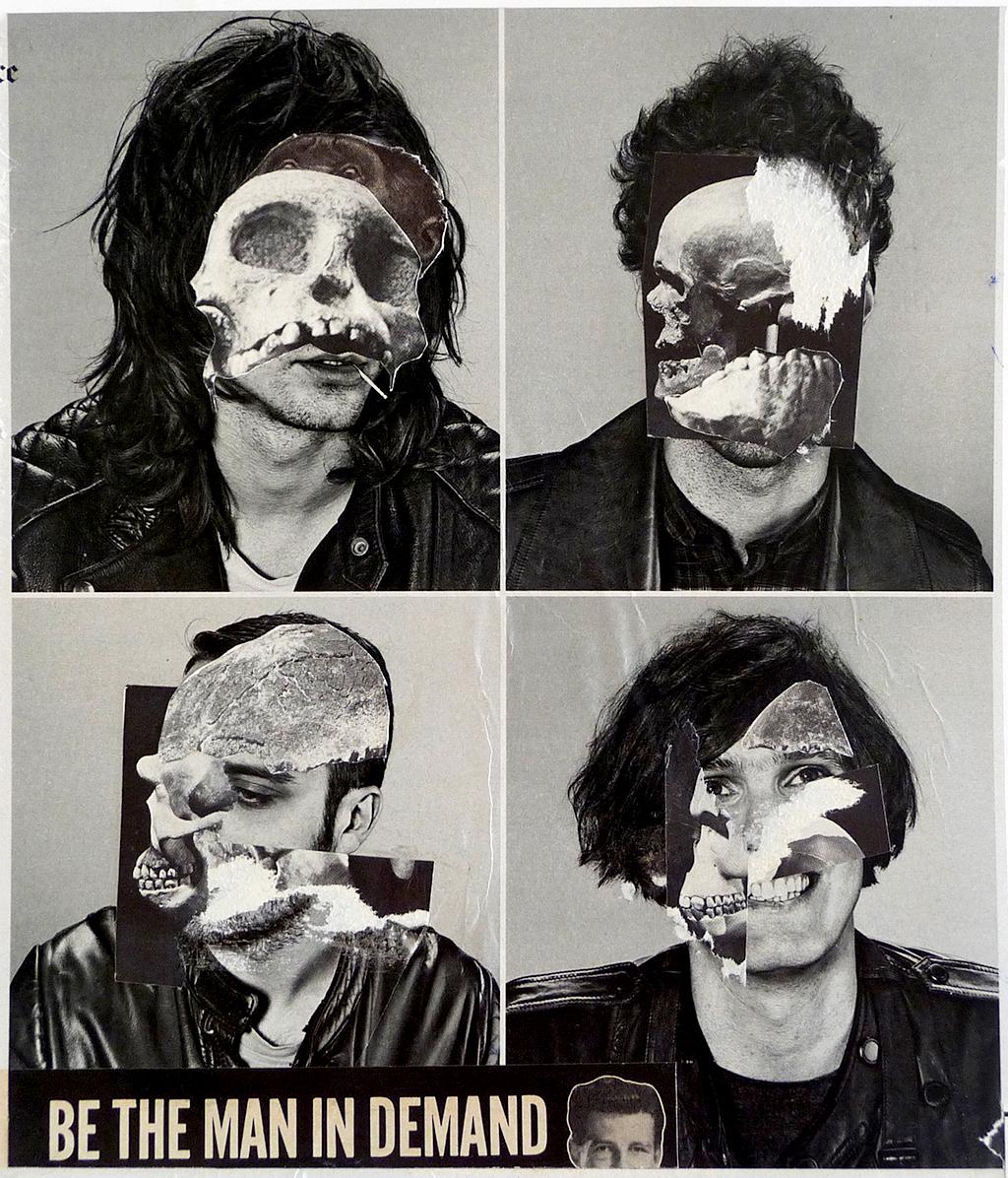 The Pre Men, 2011 Collage