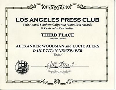 Lucie Aleks Award.jpg