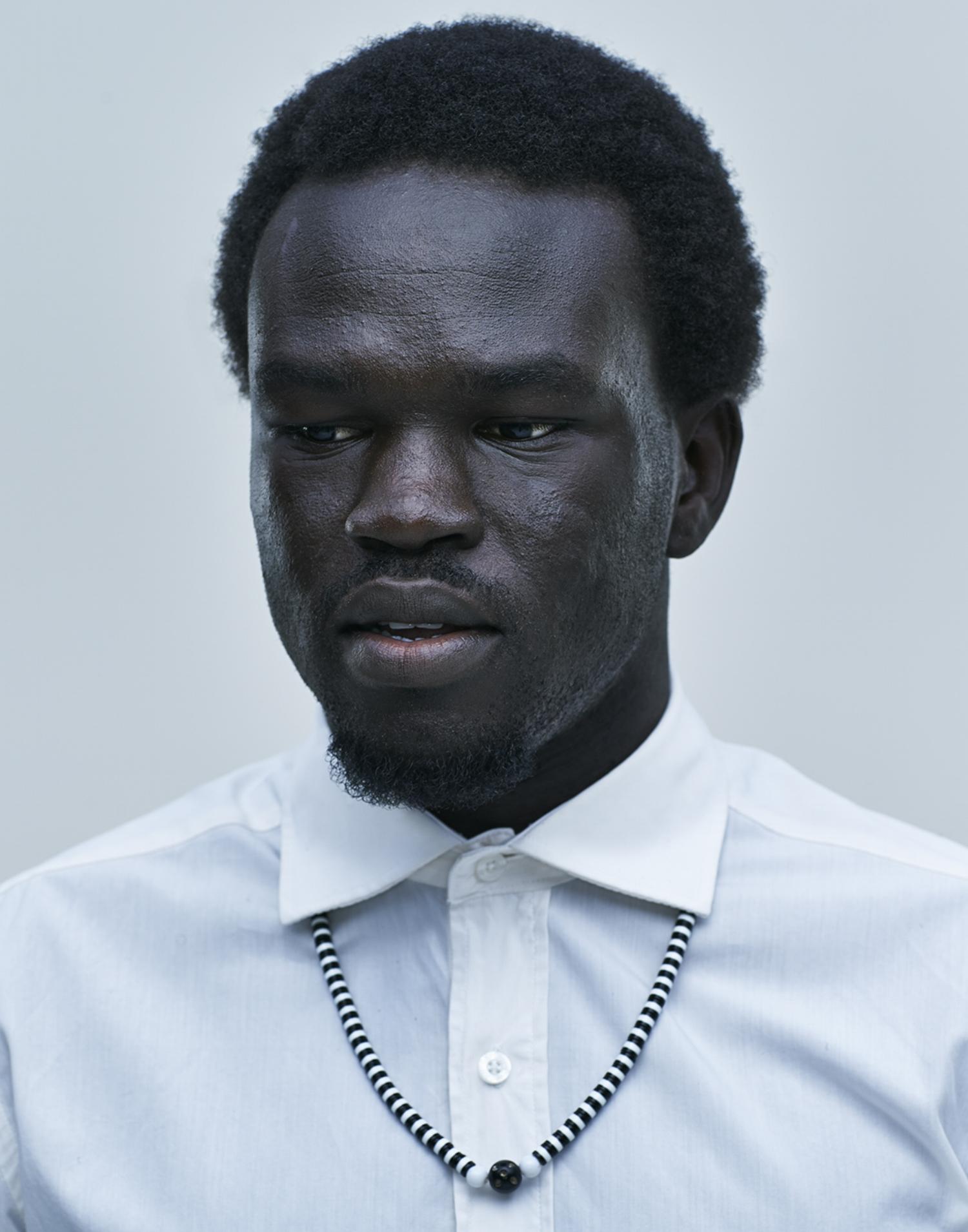 Abe Nouk - Poet & Founder of Creative Rebellion Youth