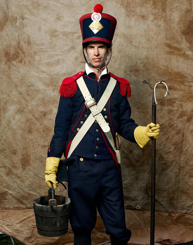 Philip - Napoleonic Re-enactor