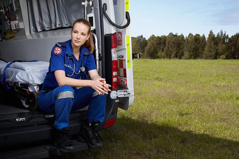 Katie Lange - Model / Mum & Paramedic