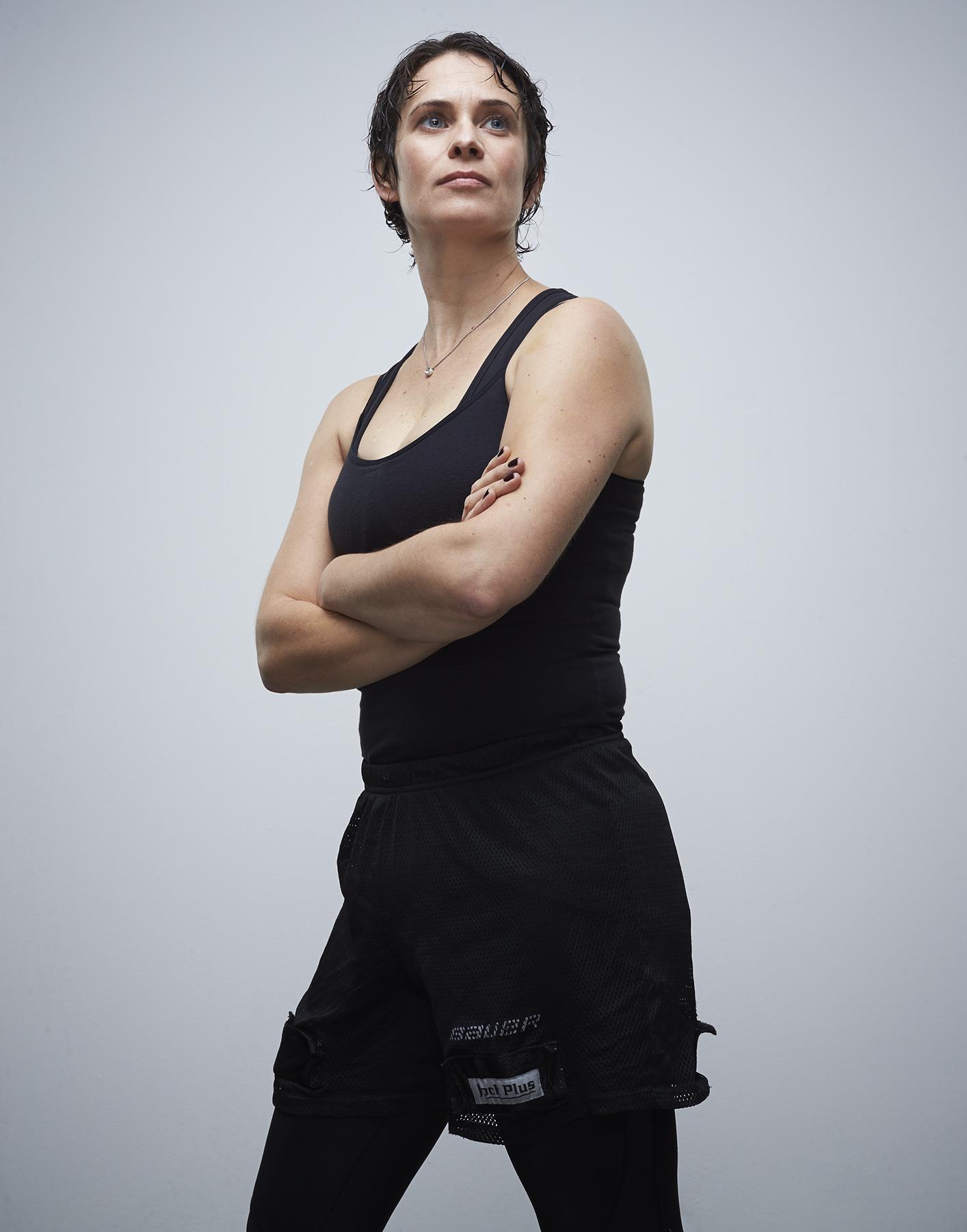 Laura Morris - Ice Hockey Player