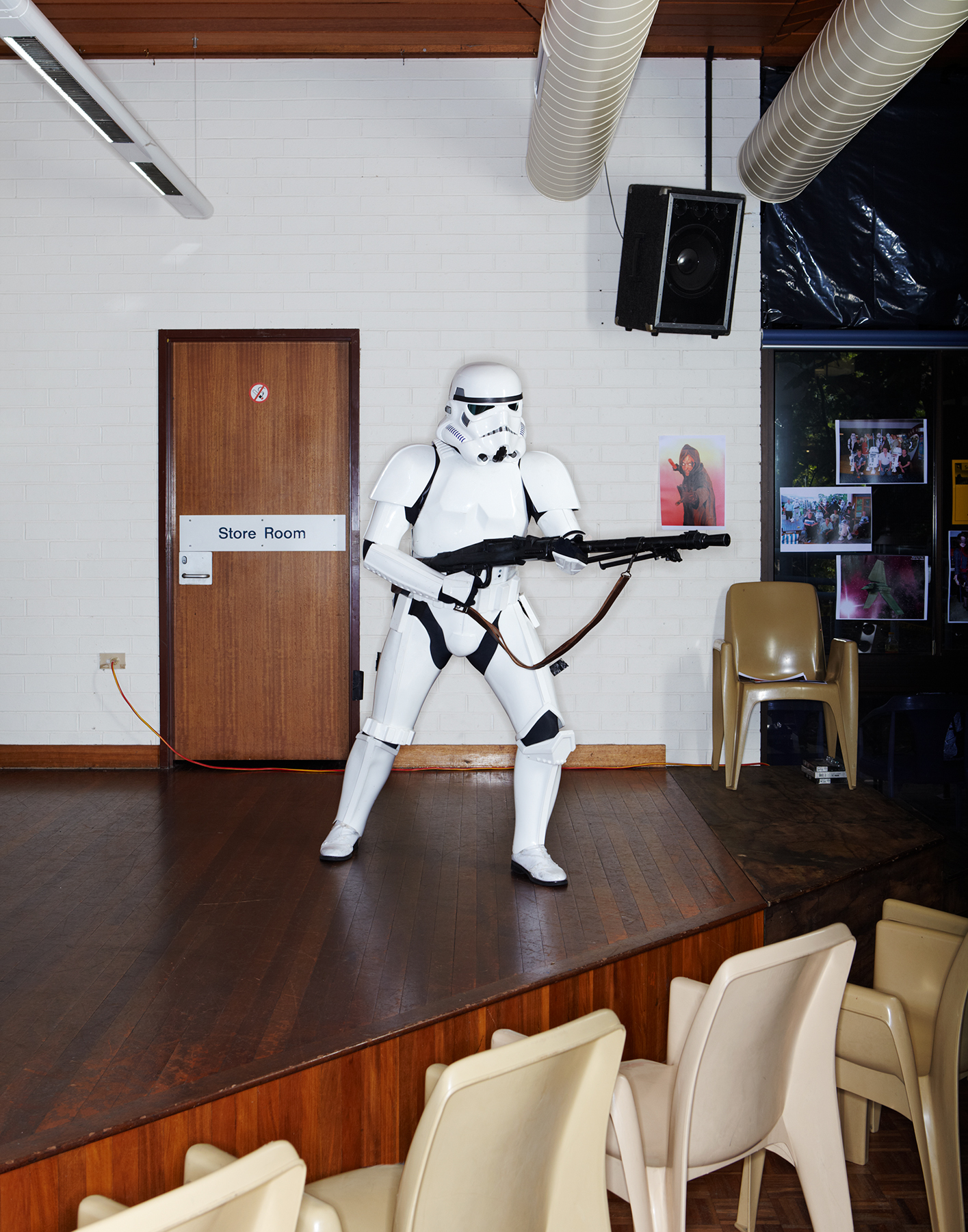Dave - Stormtrooper / 501st Legion