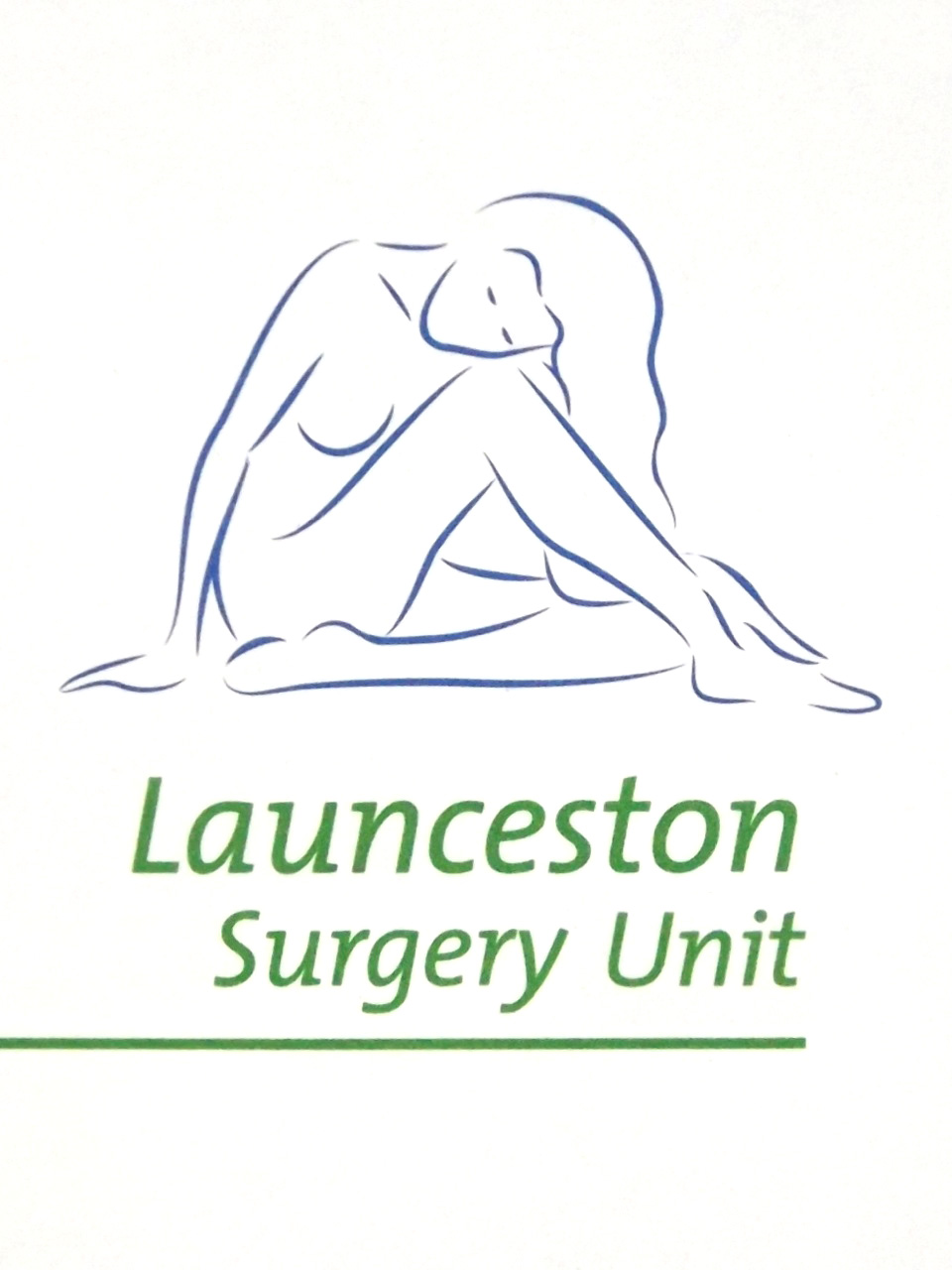 LAUNCESTON SURGERY UNIT - Branding, illustration and business collaterals.