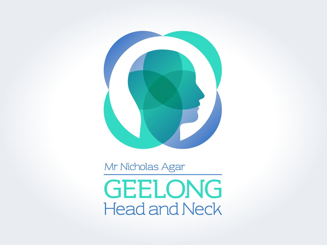 GEELONG HEAD AND NECK - Logo brand development