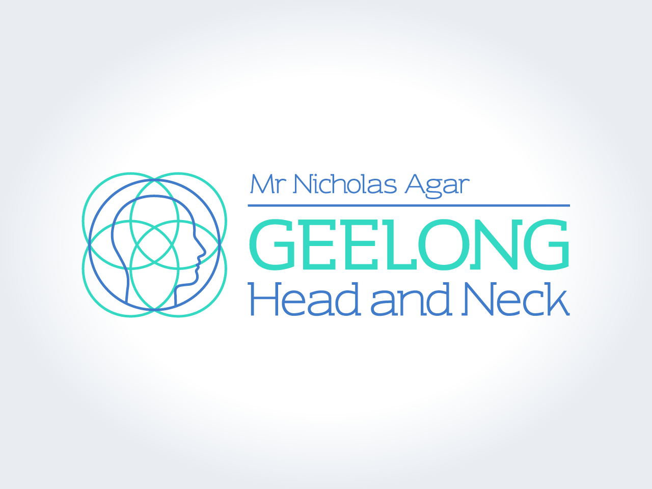 GEELONG HEAD AND NECK - Linicon logo variation.