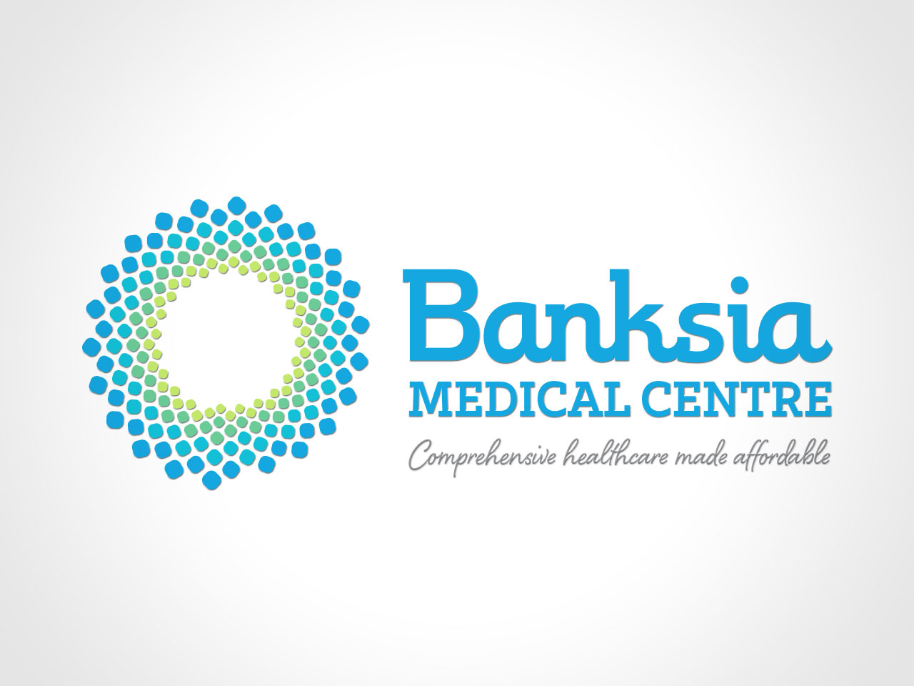 BANKSIA MEDICAL CENTRE - Brand Identity. Morrison Design, Graphic Design and Branding Agency Geelong, Melbourne, VIC.