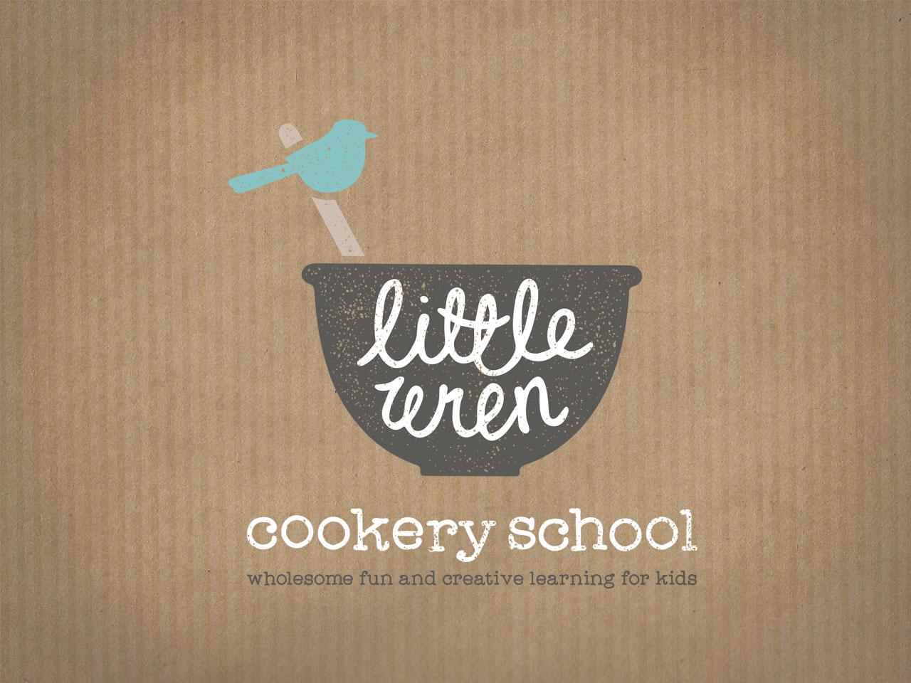 LITTLE WREN COOKERY SCHOOL - Artisan Rebrand. Morrison Design, Graphic Design and Branding Agency Geelong, Melbourne, VIC.