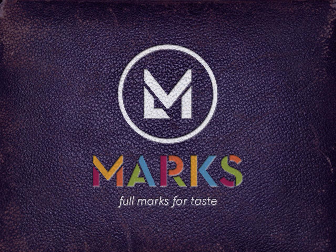 MARKS RESTAURANT LORNE - Rebrand. Logo Design, Signage and Menu Design. Morrison Design Geelong.