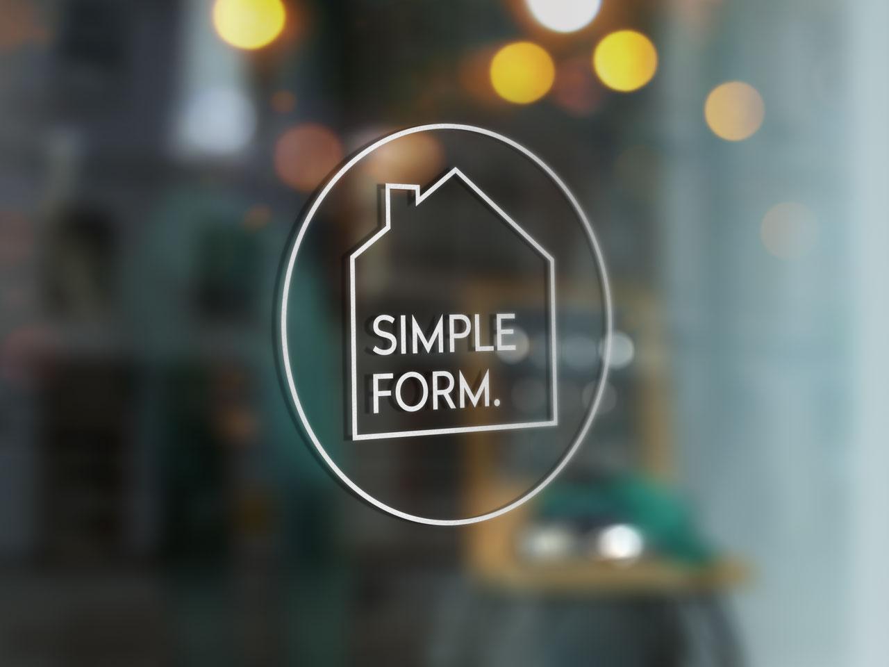SIMPLE FORM - Minimalist Scandinavian Inspired Homewares Shop