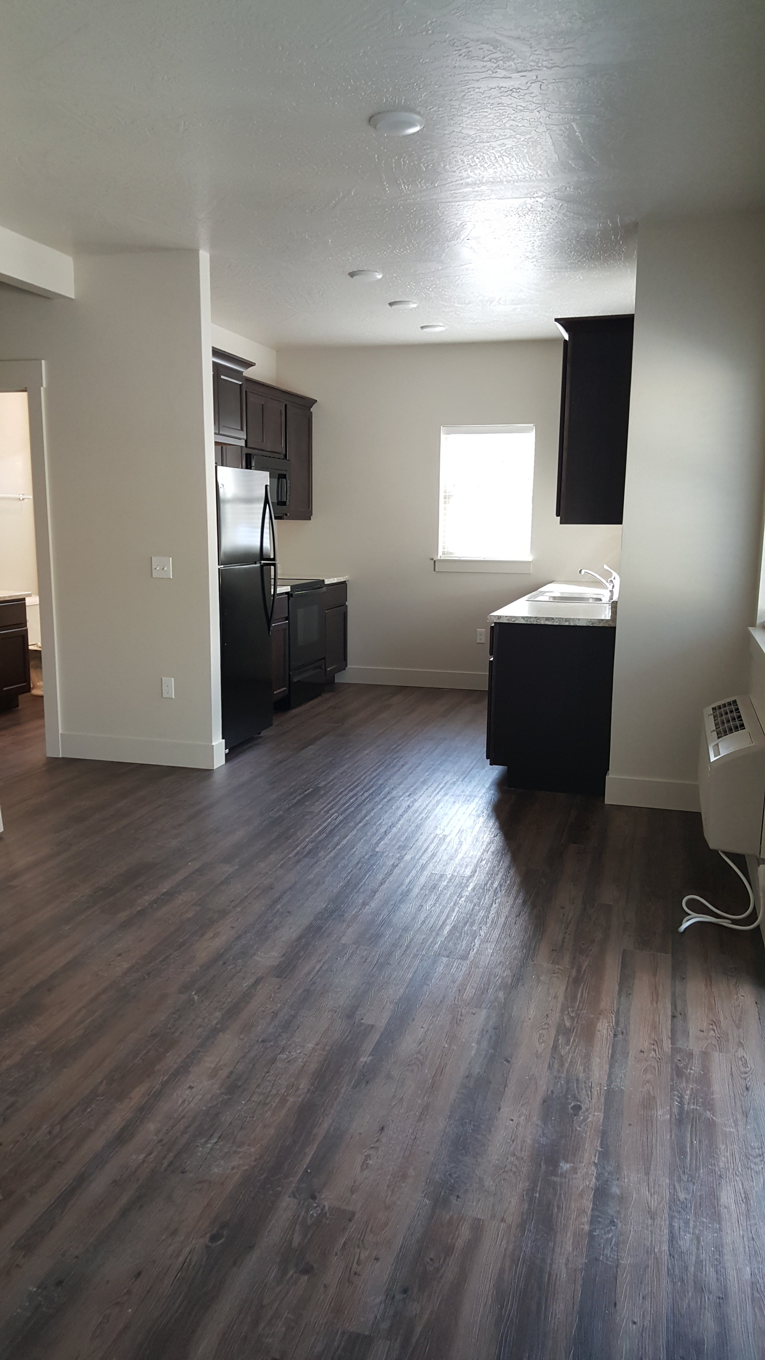 Photo is not of actual unit. Photos reflect flooring and finishes in Dylan Dr. Units only.