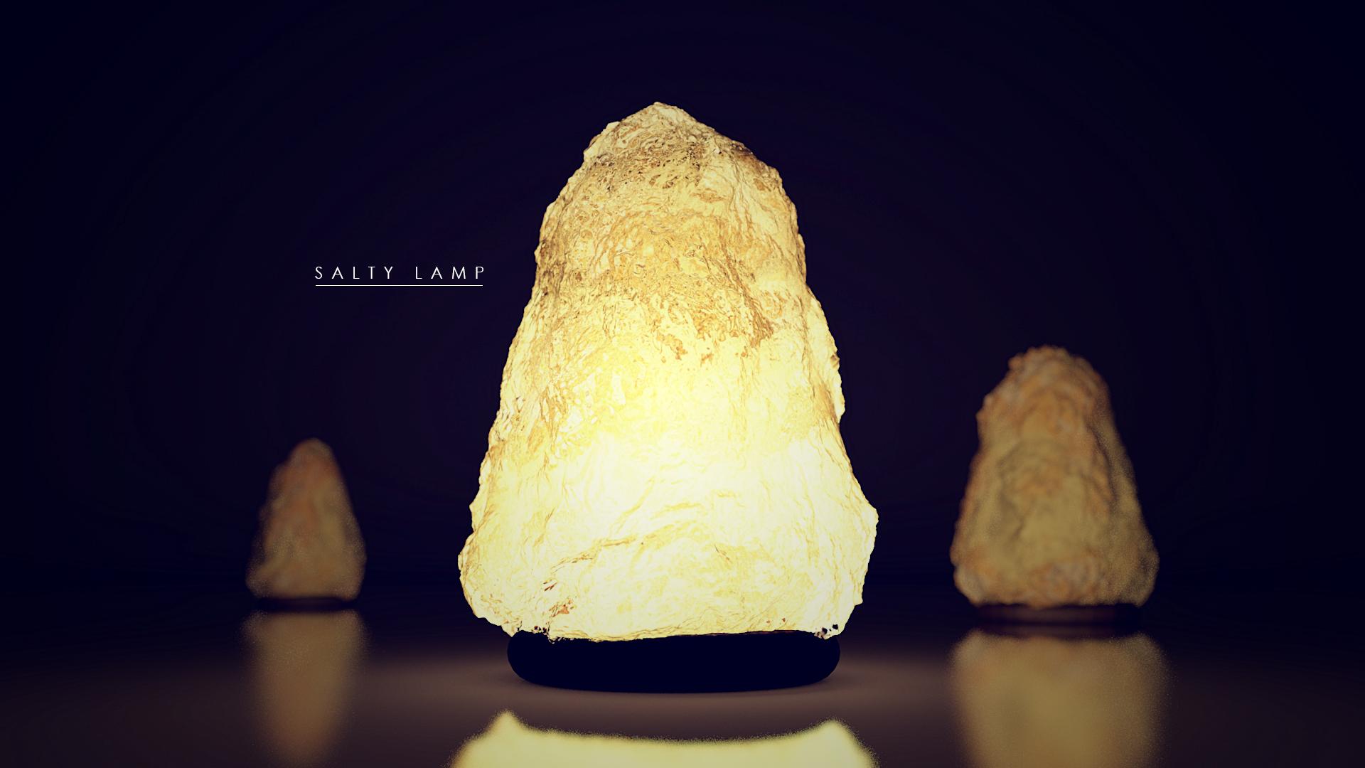 Salty Lamp // 10.02.15
