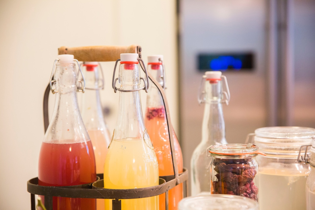 So many different ways to second ferment.