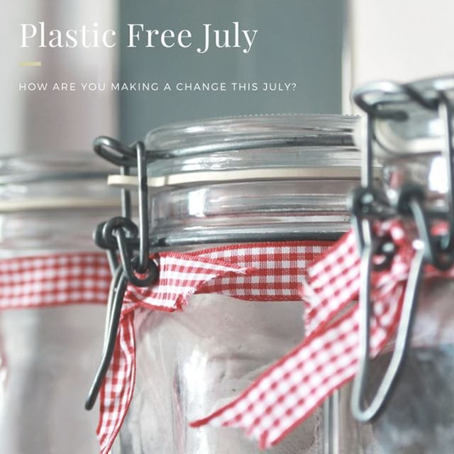 July is plastic free month! What are you doing to change your habits this month? We reuse our jars multiple times per ferment. Quick Tip: A good way to get any smell out of the jar is Bicarb and Vinegar. You can also buy replacement plastic and metal rings to reuse the jars.