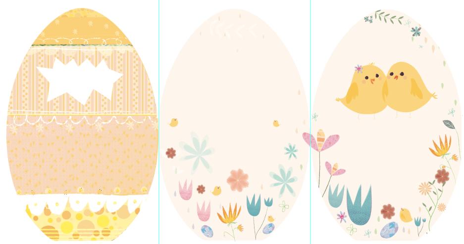 Easter Card © American Greetings.